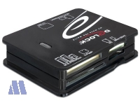 Delock USB2.0 All-in-1 Cardreader 6 Slots