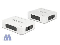 Delock HDMI Ethernet Extender Set über TCP/IP