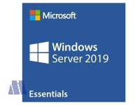 MS Windows Server 2019 Essentials