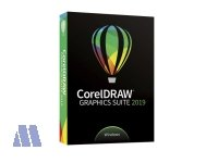 Corel CorelDRAW Graphics Suite 2019 Box Pack