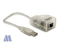 Delock USB 2.0 to Ethernet LAN Adapter