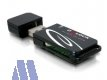 Delock USB 2.0 18-in-1 Cardreader 2 Slots