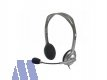 Logitech H110 Stereo Headset mit Mikro 3.5mm