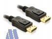 Delock 4K Display Port Kabel St/St 3m