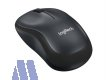 Logitech M220 silent Wireless Maus USB, anthrazit