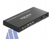 Delock 2 Port KVM Switch Displayport USB