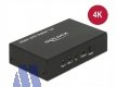 Delock HDMI 4K Splitter 1x HDMI in > 2x HDMI out