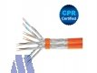equip TP Duplex Kabel starr S/FTP Cat 7 500m orange