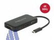 Delock USB Type-C™ 4K Port Replikator