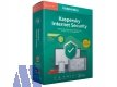Kaspersky Internet Security 1 User Multilingual